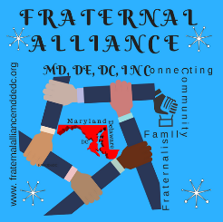 Logo for Fraternal Alliance Maryland, Delaware, DC . org